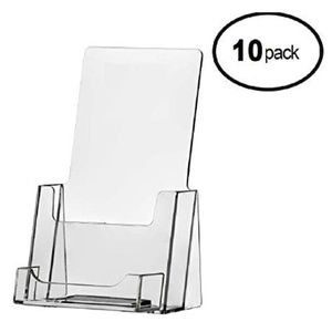 Other - 10 Pack Brochure/Business Card Holders